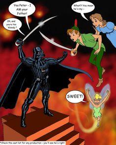 Disney Fan Art, Disney Fun, Disney Magic, Disney Stuff, Online Comics, Disney Crossovers, Love Stars, Disney Star Wars, Costume