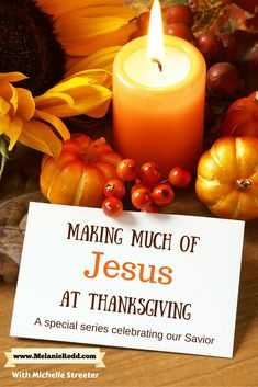A look at how we can incorporate the true meaning of Christmas into ever aspect of our holiday! You can put the meaning of Christmas in your décor! Thanksgiving This Year, Thanksgiving Decorations, Thanksgiving Recipes, Thanksgiving Blessings, Thanksgiving Activities, Fall Recipes, Table Decorations, Thankful Heart