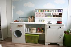 DIY children´s kitchen
