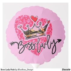 Boss Lady Pink Balloon Custom Balloons, Pink Balloons, Holiday Cards, Christmas Cards, Helium Gas, Christmas Card Holders, Boss Lady, Keep It Cleaner, Centerpieces