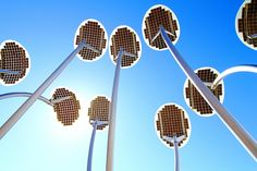 Solar Panel     We can create new energy sources as Wind Energy and Solar Energy Using  New Tech