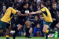 Video: All Blacks rout Australia 41-13 - Bledisloe Cup