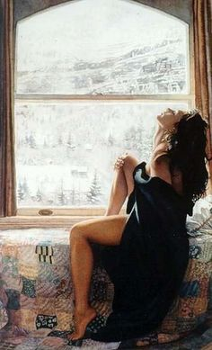 """Warm Side of Winter"" by Steve Hanks 