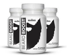 BEARD BOOST Growth Vitamins