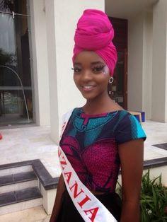 Kiki's Fashion: African beauty