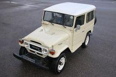 Toyota Land Cruiser BJ40 '84
