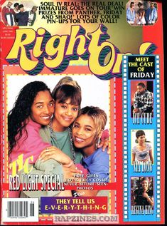 Vibe Magazine Puff Daddy december 1997 cover | RIGHT ON! MAGAZINE Right On! was an American teen magazine published ...