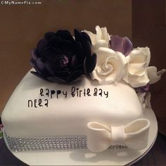 print name on birthday wishes cake for gorgeous friend online on birthday cake name of neha