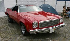 1974 El Camino | Chevrolet El Camino 1974