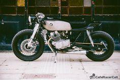 Honda Rebel 250 Cafe Racer http://caferacercult.gr/custom/honda-rebel-250-cafe-racer.html  #caferacercult #hondacaferacer #hondacustom #honda