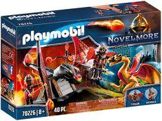 Playmobil 70221 Ritter Jouet de jeu de r/ôle Multicolore Taille unique version allemande