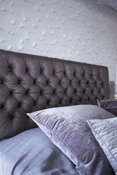 Ennakkotunnelmia Jyväskylän asuntomessuilta @Asuntomessublogit Bed Pillows, Pillow Cases, Sweet Home, Bedrooms, Decor, Pillows, Decoration, House Beautiful, Bedroom