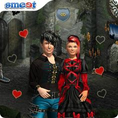 #Smeet goths