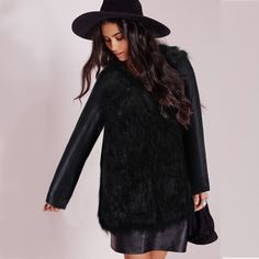 New Fashion faux fur jacket women autumn winter thick warm fur Leather coat female long sleeve overcoat femme coats LX6131 * AliExpress Affiliate's buyable pin. Click the image for detailed description on www.aliexpress.com #Women'sjackets