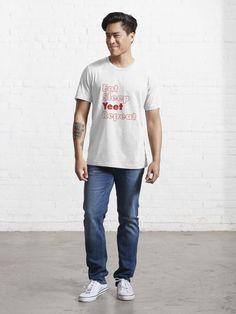 """Eat Sleep Yeet Repeat"" T-shirt by ind3finite | Redbubble Labrador Retriever, T Shirt Citations, Black Dots, T Rex, Tshirt Colors, Female Models, Cover, Chiffon Tops, Looks Great"
