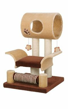 Nobby 62049-0223 Limbo Cat Scratching Post Brown/Beige by Nobby, http://www.amazon.co.uk/dp/B001VE7264/ref=cm_sw_r_pi_dp_eLORsb1AD0EC7