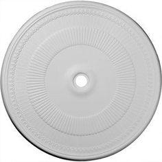 Ekena Millwork Nevio 51.125-In X 51.125-In Polyurethane Ceiling Medall