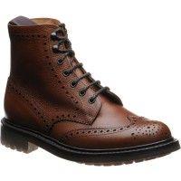 McFarlane 2 brogue boot