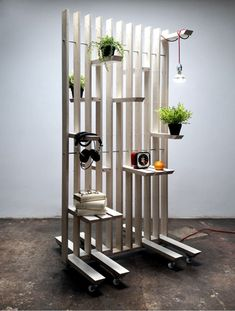 50 Brilliant Room Dividers Partitions Ideas You Should Try. Brilliant room dividers partitions ideas you should try They are generally made in order to allow a lot of sunlight inside the room. Presently the room dividers are […] Room Partition Wall, Movable Partition, Room Partitions, Hanging Room Dividers, Diy Room Divider, Wall Dividers, Divider Design, Partition Design, Divider Ideas