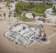 RRM Design Group - Skate Parks - Venice Beach Skate Park