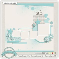 Quality DigiScrap Freebies: Template freebie from Fiddle-Dee-Dee Designs