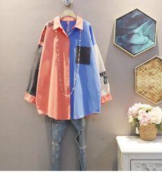 Shirt Blouses, Shirts, Rain Jacket, Windbreaker, Jackets, Fashion, Down Jackets, Moda, Fashion Styles