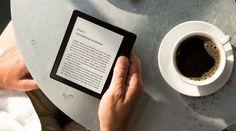 Kindle Oasis: Amazon's thinnest, lightest, priciest ebook reader