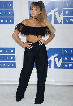 Club de fanaticos Walt Disney & Hallmark International: 2016 MTV VMA Red Carpet Photos — Beyonce, Ariana Grande & More Arrivals