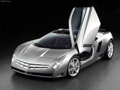 Cadillac Cien Concept 2002 poster, #poster, #mousepad, #Cadillac