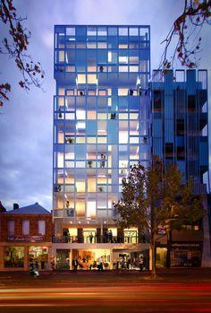 Architects EAT | E589 Residential Development