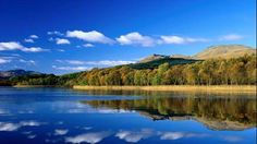 WITH over miles of coastline, hundreds of lochs and mountains to fantastic city life, we show you some of the best and beautiful travel locations in Scotland. Loch Lomond, Ben Lomond, Enjoy Your Sunday, Happy Sunday, Celtic Music, Water Reflections, Secret Places, Album Photo, Nature Wallpaper