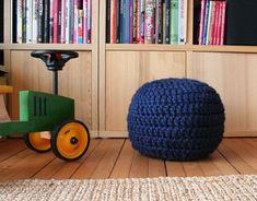 crochet puff pattern