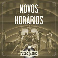 A partir do dia 22 de Junho, Sampa - O Musical estrelará dia de segunda, terça, quarta e Sábado! Não percam!  Estamos esperando vocês! www.terradagaroa.com.br