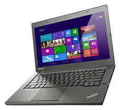 "Lenovo Thinkpad T440 Ultrabook 20B6005RUS (14"" Display, i5-4300U 1.9GHz, 4GB RAM, 500GB 7200rpm, 720p Camera , Fingerprint Reader, Windows 7 Pro 64)"