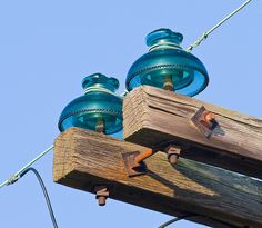 CD 302 Hemingray Insulators | by monon738