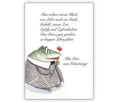 Man nehme etwas Glück... Geburtstagskarte mit Frosch und Blume - http://www.1agrusskarten.de/shop/man-nehme-etwas-gluck-geburtstagskarte-mit-frosch-blume/    00018_0_1178, Blumen, Blumengruß, Glück, Gruß, Grußkarte, Grüssen, Klappkarte, Spruchkarte00018_0_1178, Blumen, Blumengruß, Glück, Gruß, Grußkarte, Grüssen, Klappkarte, Spruchkarte