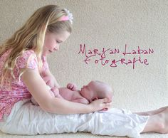 Big sister this is beautiful