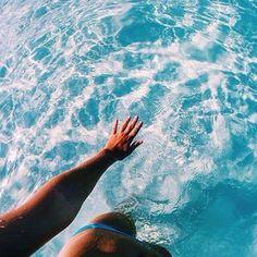 Water. Waves.