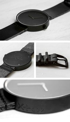 Brad Wade is raising funds for XPLUS RAW and MATTE Watches on Kickstarter! XPLUS is an original watch brand based in Melbourne, with a focus on form, simplicity of material and an obsession with quality. Stylish Watches, Luxury Watches, Cool Watches, Rolex Watches, Watches For Men, Modern Watches, Wrist Watches, Hipsters, Man Dressing Style