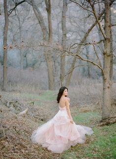 California Ranch Wedding Inspiration via Magnolia Rouge