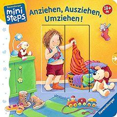 Anziehen, Ausziehen, Umziehen!: Ab 18 Monaten ministeps Bücher: Amazon.de: Sandra Grimm, Katja Senner: Bücher