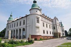Zamek Leszczyńskich - Baranów Sandomierski - Polska | Leszczyński castle, Poland