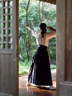 Power/Peace 北鎌倉・・・秋(円覚寺・東慶寺) Kyudo archery
