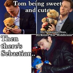 And then there's Sebastian . . .