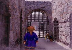 ACEFECOO_Monkey Island, Prison