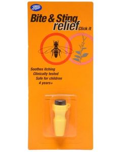 Boots Bite and Sting relief Click it - Boots