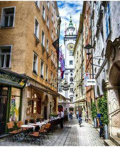 Salzburg.. Austria