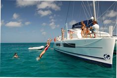BOAT CHARTER Spend the day sailing the turquoise waters of Ibiza and Formentera, and enjoy the enviable views of Ibiza's legendary sunset. Get in touch for more info at iris@ibiza-summer.com