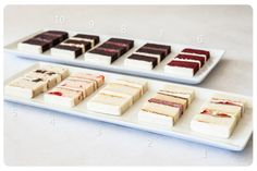 Cake Flavors - Sweet On Cake. These all sound delicious! from { { FeedTitle} }{ { EntryUrl} } Wedding Cake Flavors, Wedding Desserts, Chocolate Pies, Chocolate Cookies, Milk Cookies, Cake Recipes, Dessert Recipes, Cake Works, Basic Cake