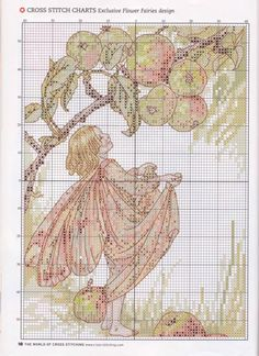Gallery.ru / Фото #10 - The world of cross stitching 138 - tymannost